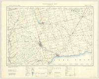 Simcoe, ON. 1:63,360. Map sheet 040I16, [ed. 4], 1935