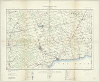 Simcoe, ON. 1:63,360. Map sheet 040I16, [ed. 5], 1939