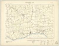Essex, ON. 1:63,360. Map sheet 040J02, [ed. 1], 1913
