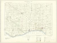 Essex, ON. 1:63,360. Map sheet 040J02, [ed. 2], 1920