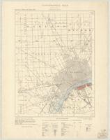 Windsor, ON. 1:63,360. Map sheet 040J06, [ed. 1], 1913