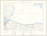 Belle River, ON. 1:63,360. Map sheet 040J07, [ed. 3], 1931