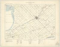Chatham, ON. 1:63,360. Map sheet 040J08, [ed. 1], 1913