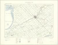Chatham, ON. 1:63,360. Map sheet 040J08, [ed. 2], 1922