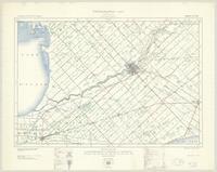 Chatham, ON. 1:63,360. Map sheet 040J08, [ed. 5], 1940