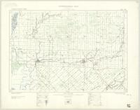 Wallaceburg, ON. 1:63,360. Map sheet 040J09, [ed. 2], 1924