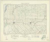 Wallaceburg, ON. 1:63,360. Map sheet 040J09, [ed. 3], 1939