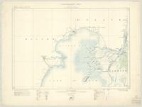 St Clair Flats, ON. 1:63,360. Map sheet 040J10, [ed. 1], 1910
