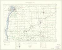 Sarnia, ON. 1:63,360. Map sheet 040J16, [ed. 3], 1932