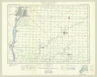 Sarnia, ON. 1:63,360. Map sheet 040J16, [ed. 4], 1936