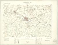Brantford, ON. 1:63,360. Map sheet 040P01, [ed. 1], 1916