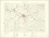 Brantford, ON. 1:63,360. Map sheet 040P01, [ed. 2], 1921