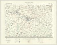 Brantford, ON. 1:63,360. Map sheet 040P01, [ed. 4], 1934