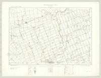 Lucan, ON. 1:63,360. Map sheet 040P03, [ed. 2], 1923