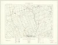 Lucan, ON. 1:63,360. Map sheet 040P03, [ed. 4], 1930