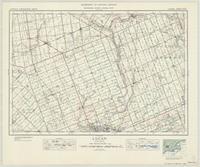 Lucan, ON. 1:63,360. Map sheet 040P03, [ed. 5], 1936