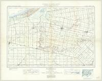 Parkhill, ON. 1:63,360. Map sheet 040P04, [ed. 4], 1936