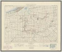 Parkhill, ON. 1:63,360. Map sheet 040P04, [ed. 5], 1940