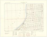 Grand Bend, ON. 1:63,360. Map sheet 040P05, [ed. 1], 1927