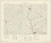St. Marys, ON. 1:63,360. Map sheet 040P06, [ed. 3], 1940