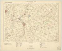 Galt, ON. 1:63,360. Map sheet 040P08, [ed. 1], 1916