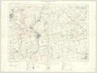 Galt, ON. 1:63,360. Map sheet 040P08, [ed. 3], 1929