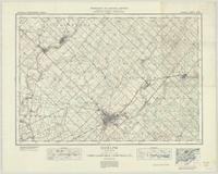 Guelph, ON. 1:63,360. Map sheet 040P09, [ed. 1], 1935