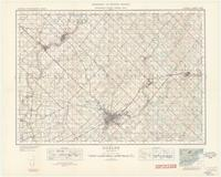 Guelph, ON. 1:63,360. Map sheet 040P09, [ed. 2], 1939