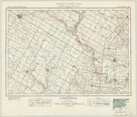Conestogo, ON. 1:63,360. Map sheet 040P10, [ed. 2], 1939