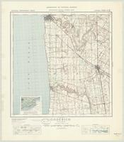 Goderich, ON. 1:63,360. Map sheet 040P12, [ed. 2], 1941