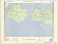 Meldrum Bay, ON. 1:63,360. Map sheet 041G14, [ed. 1], 1951