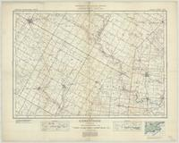 Conestogo, ON. 1:63,360. Map sheet 040P10, [ed. 1], 1936