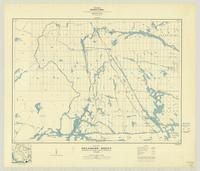 Delamere, ON. 1:63,360. Map sheet 041I02, [ed. 1], 1930