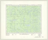 Garner Lake, ON. 1:63,360. Map sheet 052L14, [ed. 1], 1951