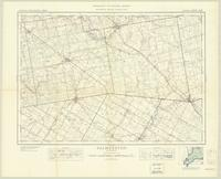 Palmerston, ON. 1:63,360. Map sheet 040P15, [ed. 1], 1937