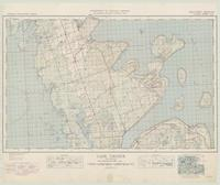 Cape Croker, ON. 1:63,360. Map sheet 041A14, [ed. 1], 1946