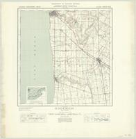 Goderich, ON. 1:63,360. Map sheet 040P12, [ed. 1], 1937
