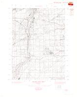 Allanburg, ON. 1:25,000. Map sheet 030M03B, [ed. 1], 1961