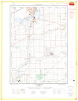 Allanburg, ON. 1:25,000. Map sheet 030M03B, [ed. 2], 1963