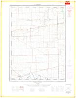 Wellandport, ON. 1:25,000. Map sheet 030M03D, [ed. 1], 1964