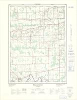 Wellandport, ON. 1:25,000. Map sheet 030M03D, [ed. 2], 1973