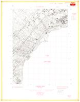 Toronto Area / Port Credit, ON. 1:25,000. Map sheet 030M12A, [ed. 1], 1961