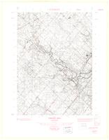 Streetsville, ON. 1:25,000. Map sheet 030M12B, [ed. 1], 1961
