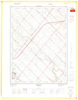 Hornby, ON. 1:25,000. Map sheet 030M12C, [ed. 2], 1973