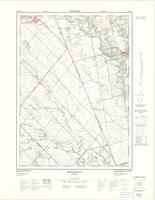 Wildfield, ON. 1:25,000. Map sheet 030M13B, [ed. 2], 1972