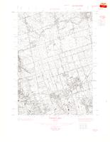 Agincourt, ON. 1:25,000. Map sheet 030M14C, [ed. 1], 1961