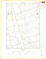 Green River, ON. 1:25,000. Map sheet 030M14G, [ed. 1], 1963