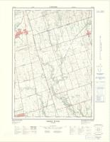 Green River, ON. 1:25,000. Map sheet 030M14G, [ed. 2], 1973