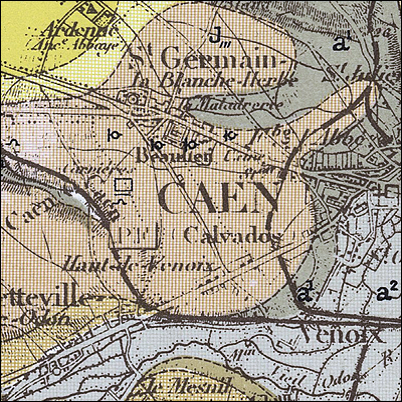 WWII Geologic Maps