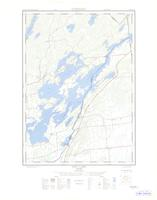 Dog Lake, ON. 1:25,000. Map sheet 031C08F, [ed. 1], 1960
